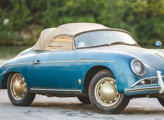 Porsche survivors, old and new, offered by Auctions America