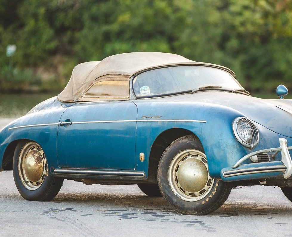 Porsche survivors, old and new, offered by Auctions America ...