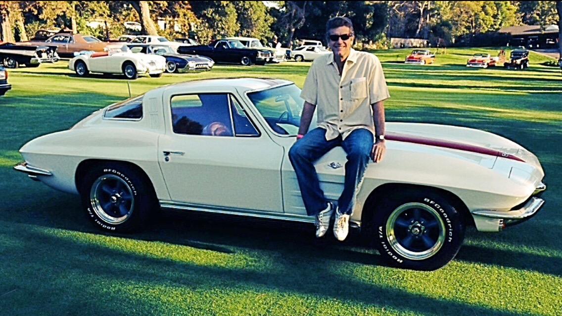 Darrell and the Corvette