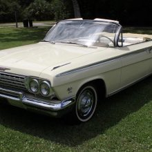 My Classic Car: Shawn's 1962 Chevrolet Impala SS convertible