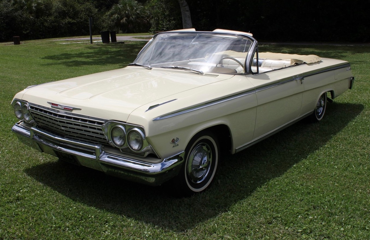My Classic Car: Shawn\'s 1962 Chevrolet Impala SS convertible ...