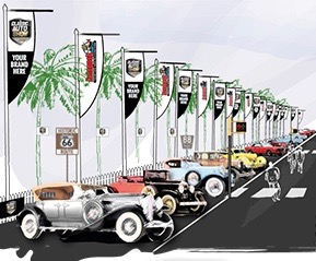 The Classic Car Show to make its debut in January in LA