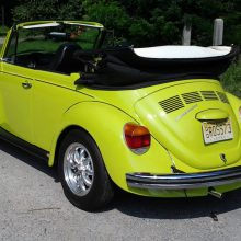 My Classic Car: Scott's 1973 Volkswagen Super Beetle