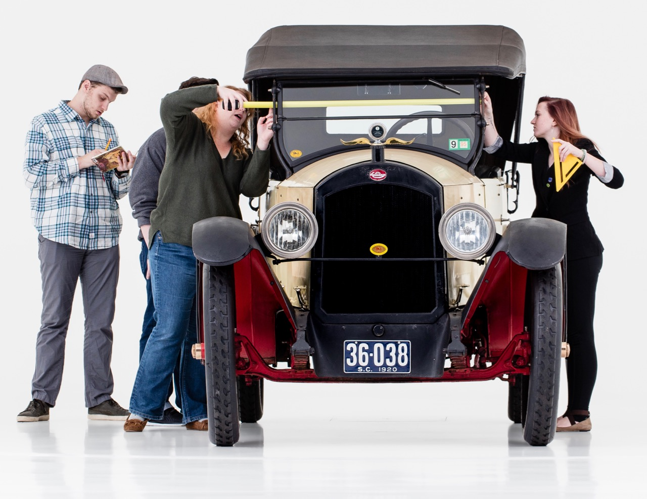 College students save history of newest car on historic register ...