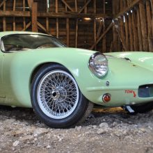 Record-setting 1958 Lotus Elite paces Silverstone sale