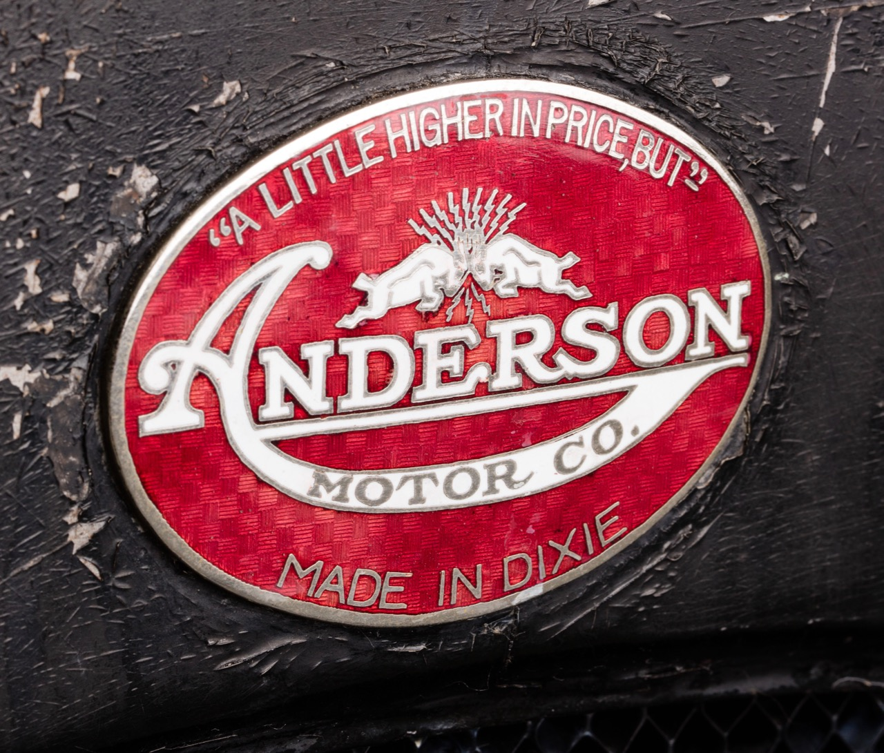 The Anderson logo