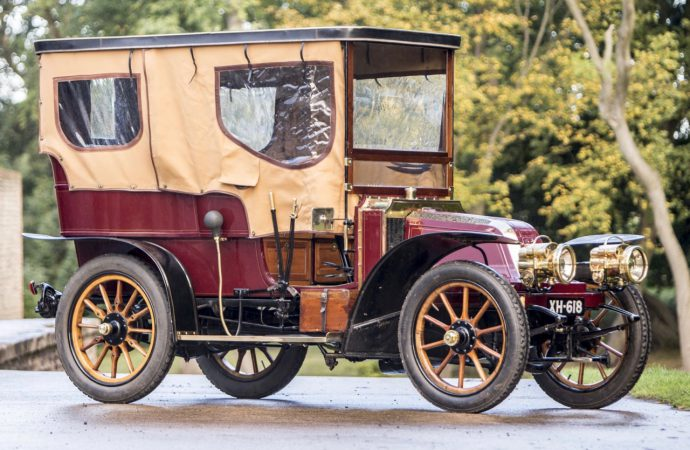 Bonhams says cars rolling from auction block to Brighton rally