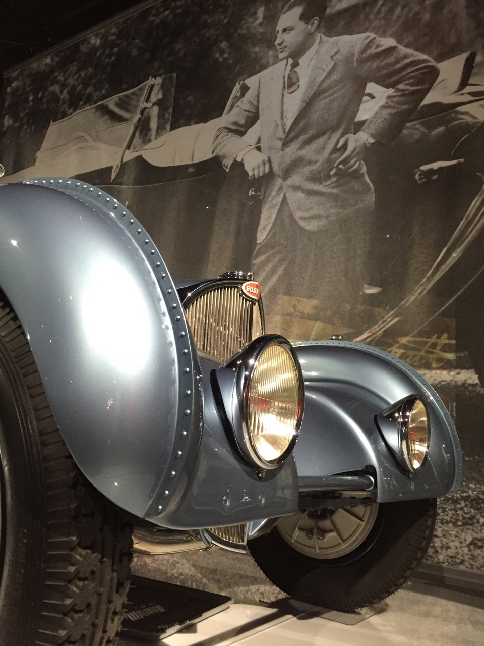 Jean Bugatti and the T57SC