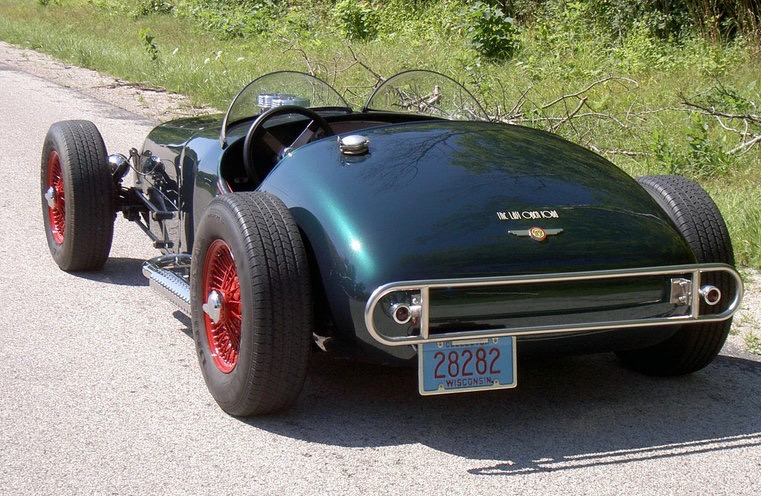 1959 Troy Roadster has been to Detroit Autorama and Amelia Island