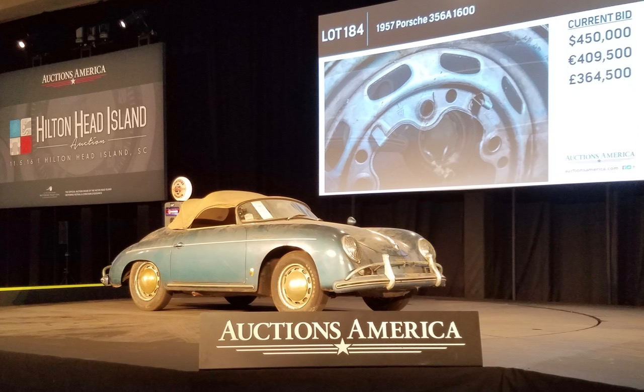 Speedster on the block | Auctions America