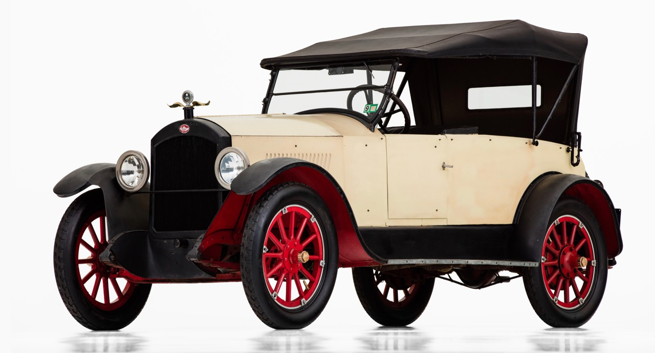 1920 Anderson joins National Historic Vehicle Register