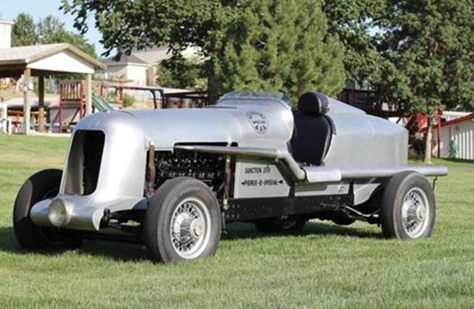 1934 Pierce-Arrow AB Jenkins Special