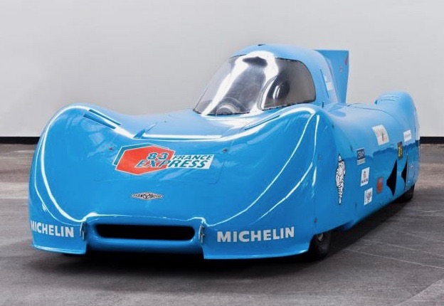 Julien & Boyer Matra-Honda expected to sell in $30,000 range