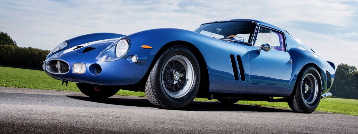 British newspaper reports asking price is $56 million for second 250 GTO built | Talacrest photos