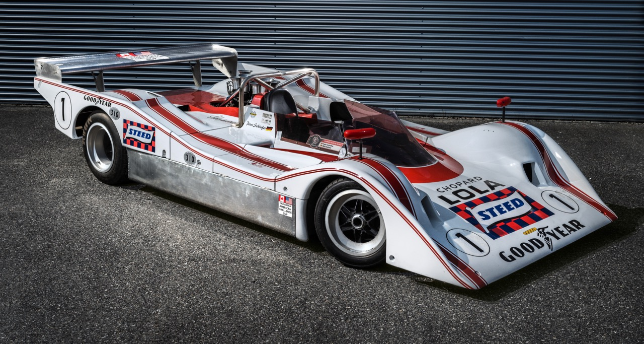 Lola T310 racer also on the docket