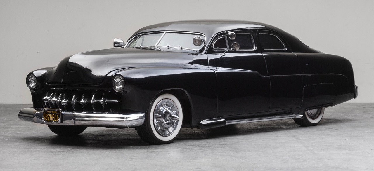 Customized Mercury leadsled among offered in Auctionata's curated auction series | Auctionata photos