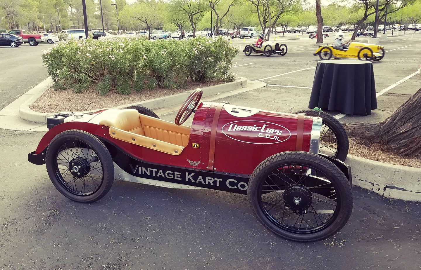 ClassicCars.com staff races back to the \'20s in Scottsdale event ...