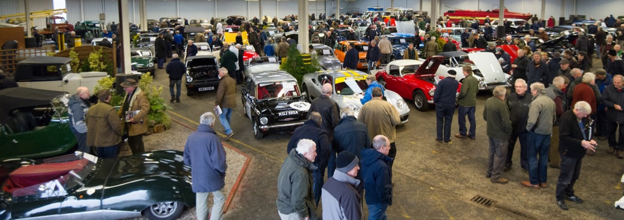 Brightwells schedules three 2017 auctions at Bicester Heritage ...