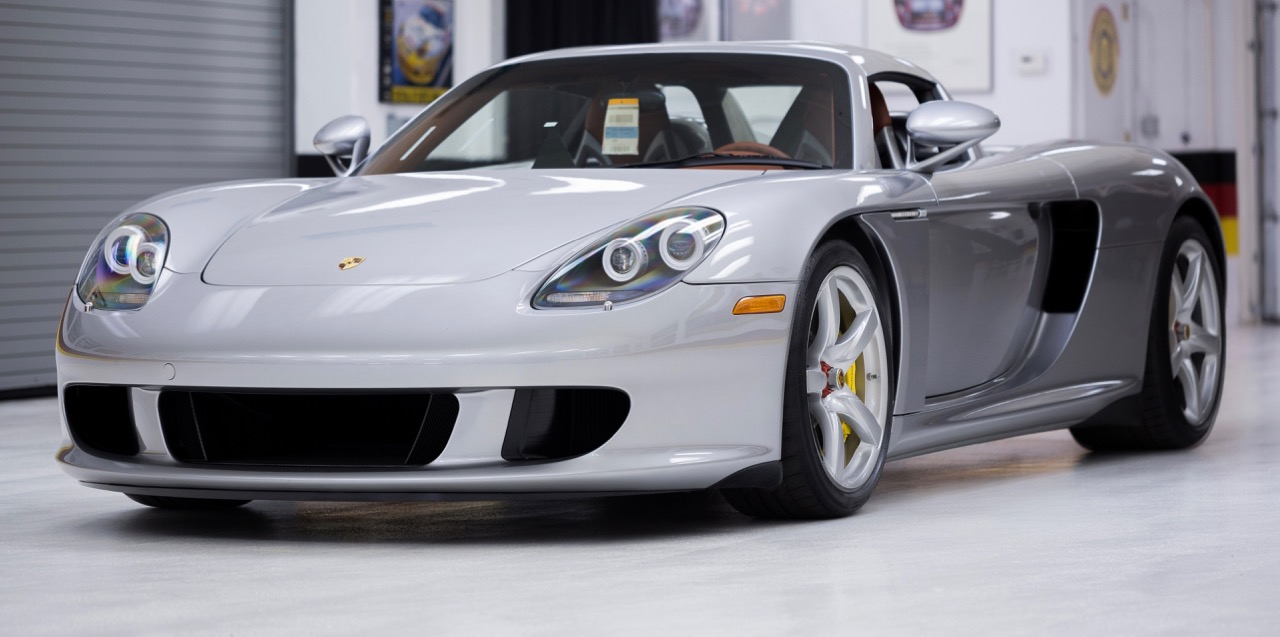 Carrera GT tops sales chart | Auctions America Drew Shipley