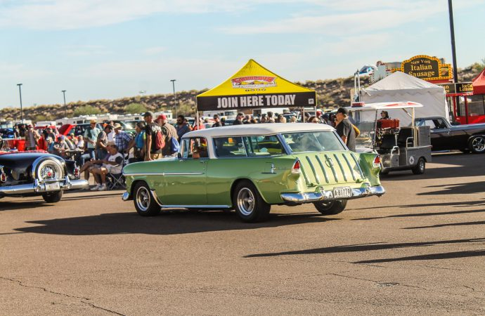 'Of the Year' Top 12 showcased at Goodguys Southwest Nationals
