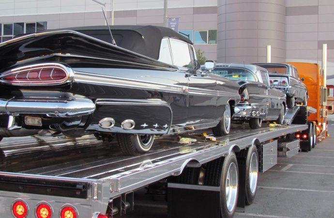 SEMA Seen: A trio of classic Chevys