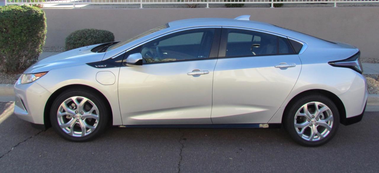 2017 Chevrolet Volt: The electric car sans range anxiety