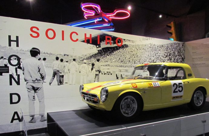 Detroit needs a world-class car museum