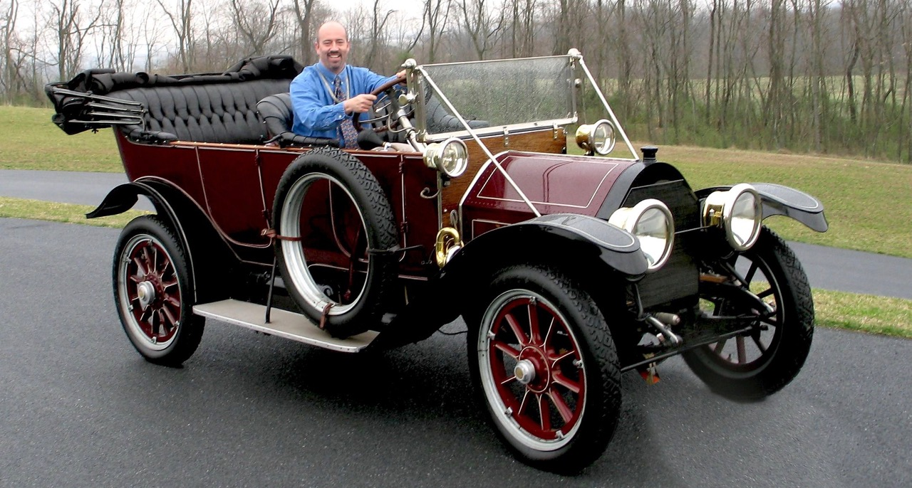 Jeff Bliemeister takes the wheel as executive director of the AACA Museum | AACA Museum photos