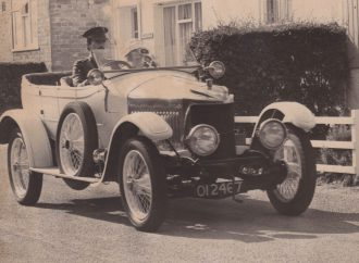 World's earliest sports car, 1914 'Prince Henry,' headed to auction