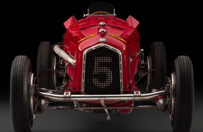 Ferrari's 1934 P3 Alfa grand prix racer heading to Paris auction