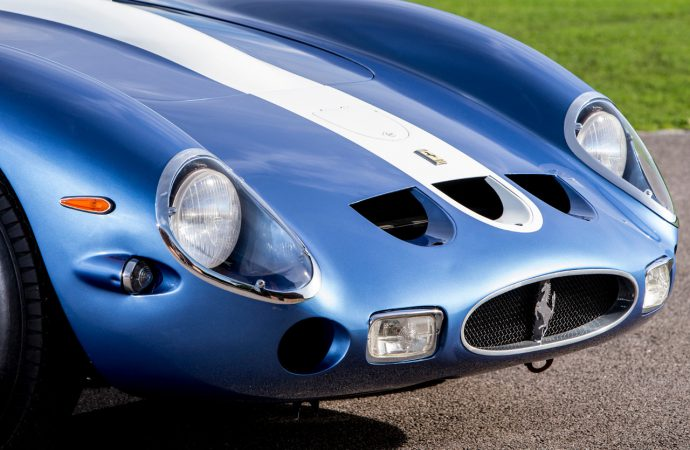 First Ferrari 250 GTO to race being offered for sale