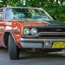 My Classic Car: Steve's 1970 Plymouth GTX