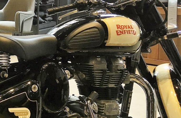 Royal Enfield marketing vintage-inspired bikes for the masses