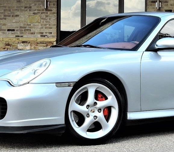 2002 Porsche 911 Carrera Turbo Classiccars Journal