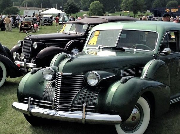 Milwaukee Concours moves up its traditional date for 2017
