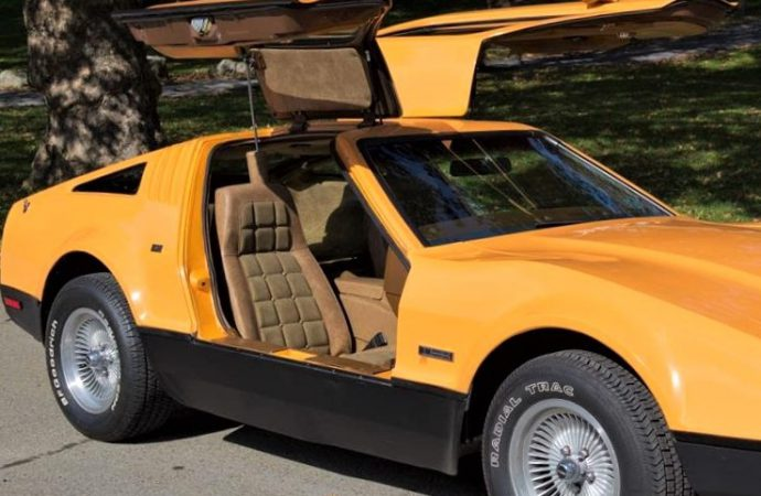 1977 Bricklin SV-I coupe