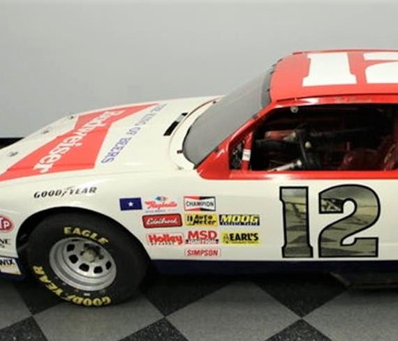 1986 Chevrolet Monte Carlo NASCAR racer | ClassicCars com