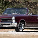 A fully restored 1965 Pontiac GTO convertible is a Mecum headliner | Mecum Auctions photos