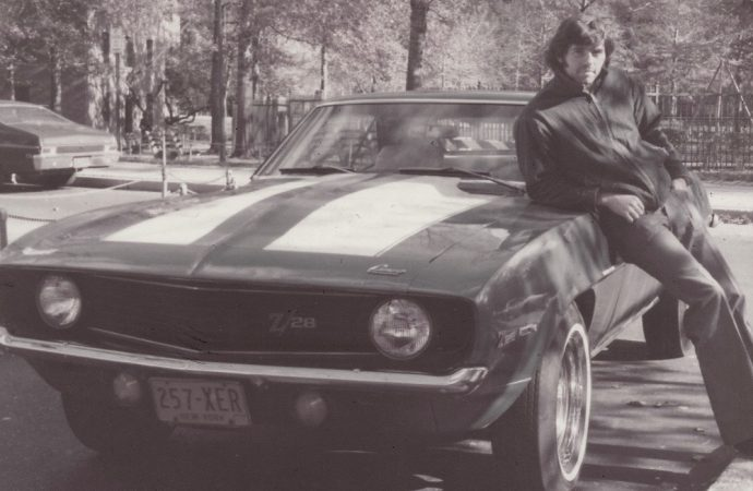 My Classic Car: James' 1969 Chevrolet Camaro Z28