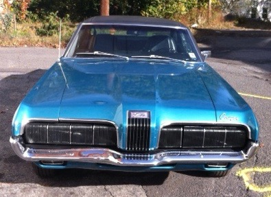 My Classic Car: ML's historic 1970 Mercury Cougar