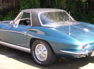 My Classic Car: Richard's 1964 Chevrolet Corvette