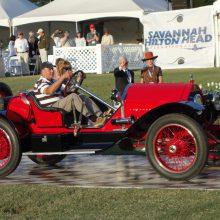 1914 Stutz Bearcat wins best of show at Hilton Head