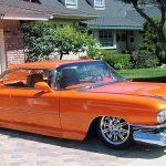 A lavishly customized 1959 Cadillac Coupe DeVille is an Anaheim feature | Mecum Auction photos