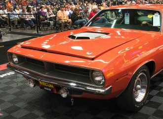 American muscle drives Mecum's Dallas auction to $24.6 million