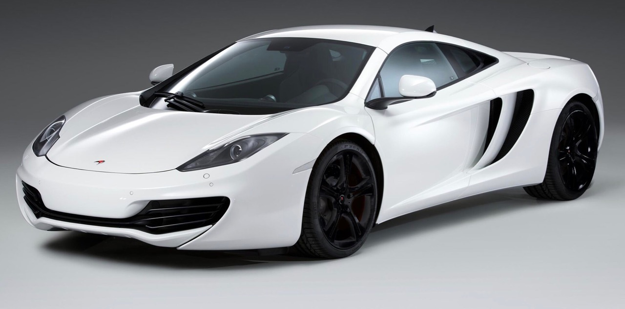 Cars such as this 2012 McLaren MP4-12C should appeal to young, affluent collectors | Leake Auction photos