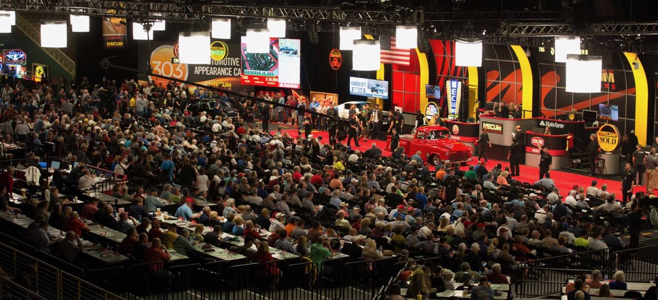 Mecum's Kissimmee auction tops $100 million in sales | Mecum Auctions photo