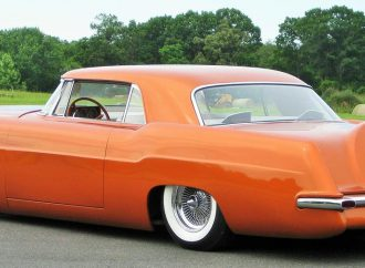 1957 Continental MKII custom