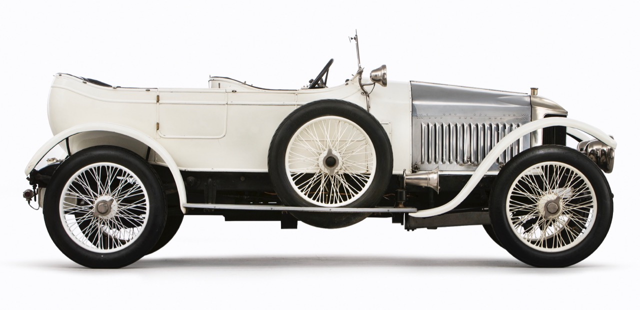 1914 Vauxhall 'Prince Henry' goes for $652,256