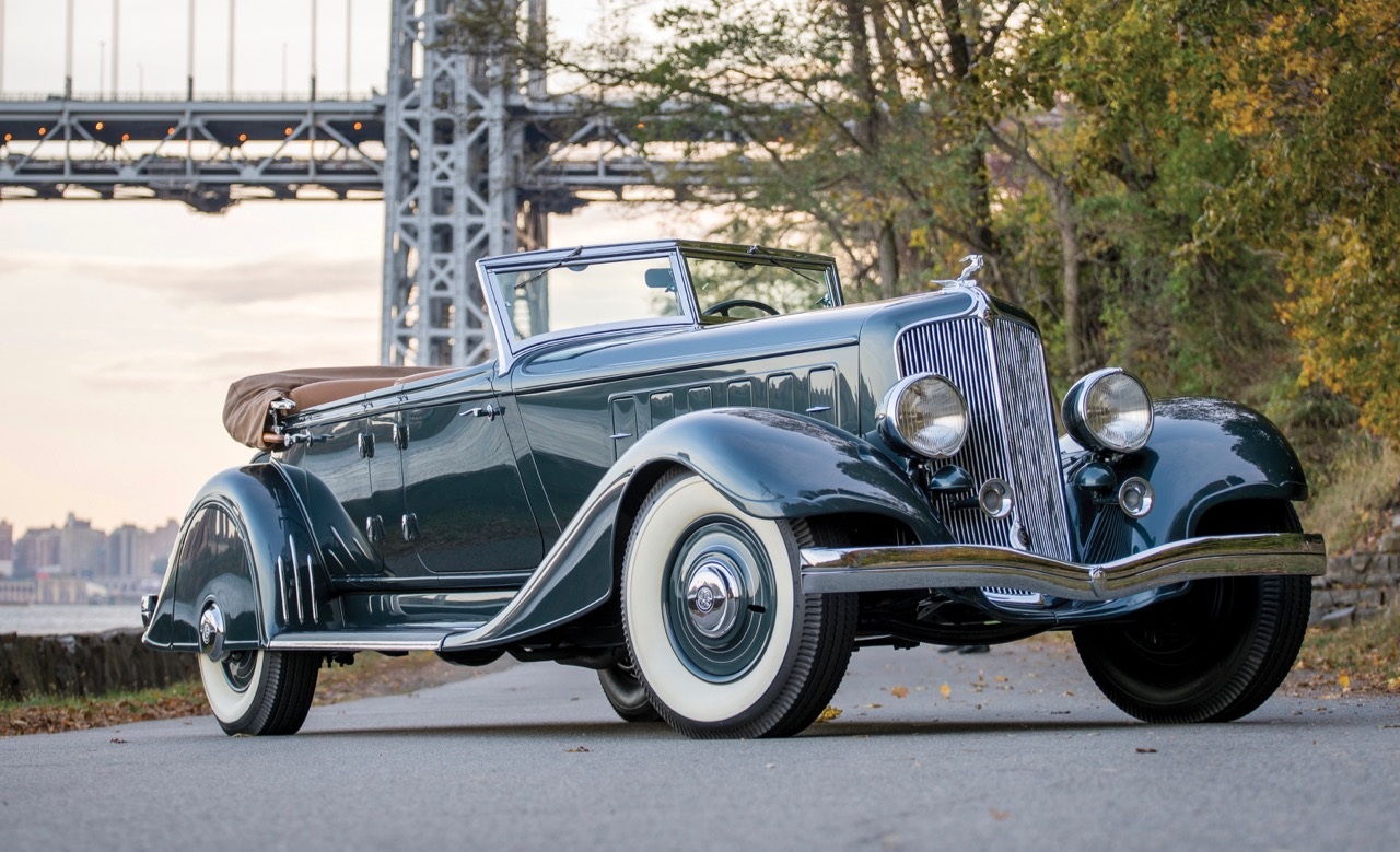 One-off Ralph Roberts' Chrysler CG Imperial heading to auction | RM Sotheby's photo by Erik Fuller