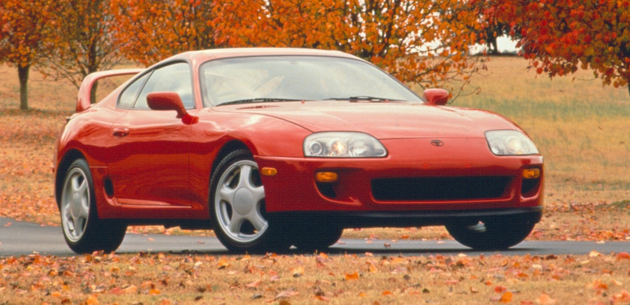 1964 Toyota Supra Turbo a popular choice for younger collectors
